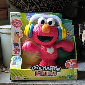 Playskool Let's Dance Elmo